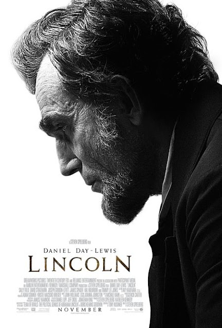 'Lincoln': Daniel Day-Lewis as the president in this first look