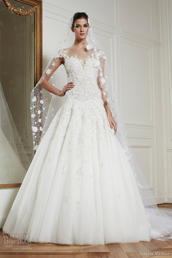 honey buy zuhair murad 2013 winter wedding dresses