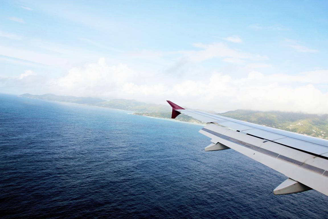 Mit Qatar Airways auf die Insel Mahe