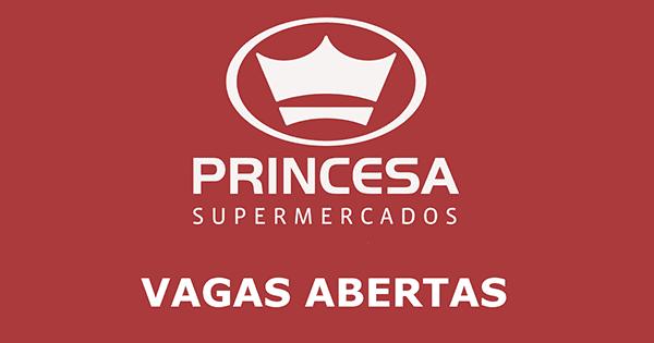 Princesa Supermercados contrata Repositor no Rio de Janeiro