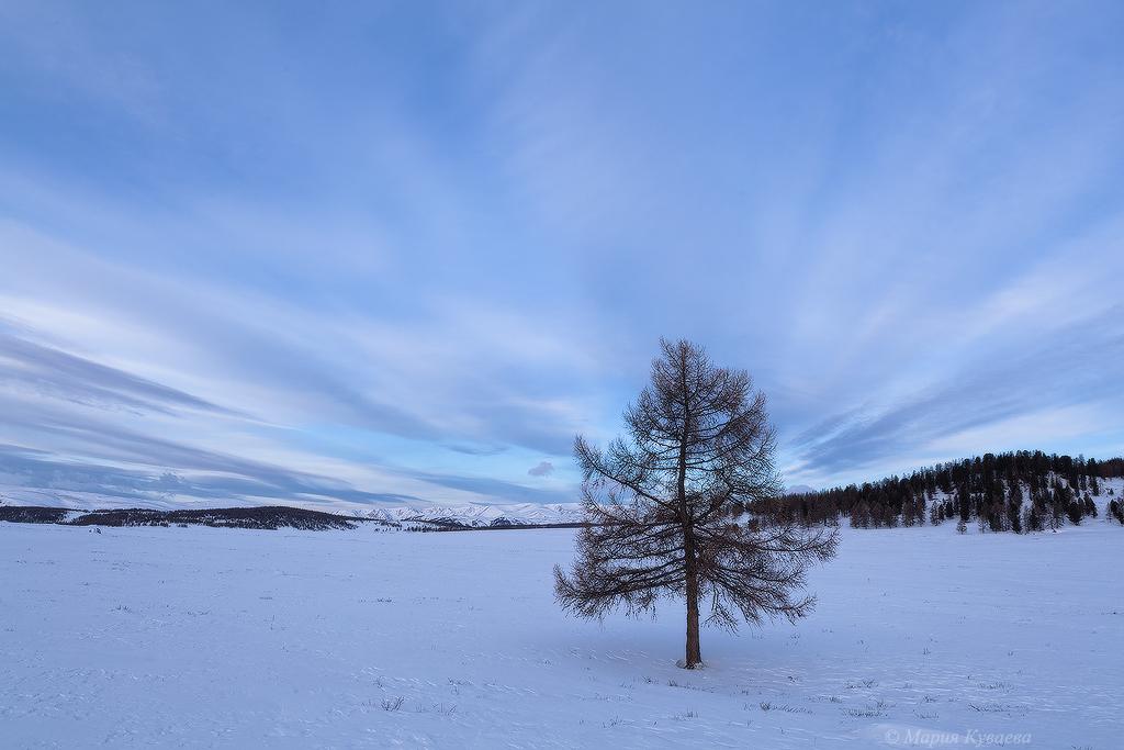 ...Улаганские озера осенью...