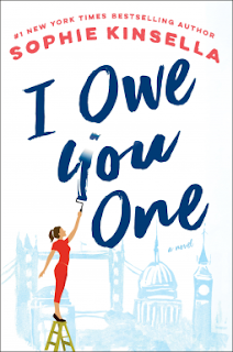 Quick Pick book review: I Owe You One, by Sophie Kinsella