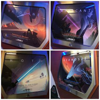 star tours hollywood studios travel posters