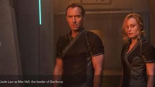 Jude Law Jadi Mar-Vell di 'Captain Marvel'