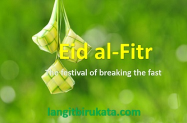Ucapan Selamat Idul Fitri Bahasa Inggris