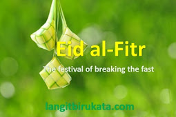 Ucapan Idul Fitri dalam Bahasa Inggris sebagai Doa dan Harapan