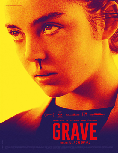 Ver Crudo (Grave) (2016) Online