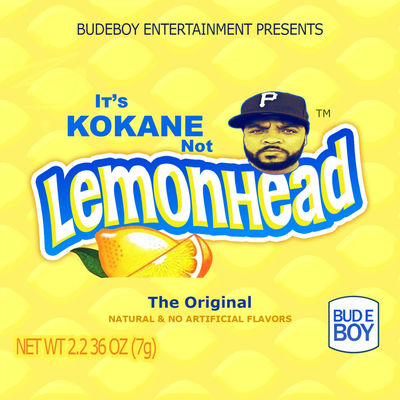 Kokane - It's Kokane Not Lemonhead - Album Download, Itunes Cover, Official Cover, Album CD Cover Art, Tracklist