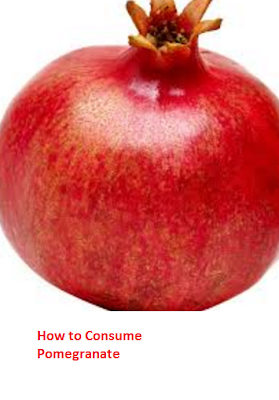 How to Consume Pomegranate