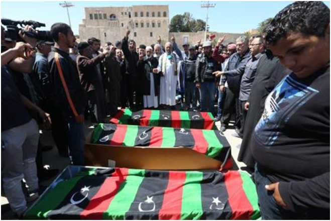 Libia: Khalifa Haftar cuenta con luz verde para conquistar Trípoli