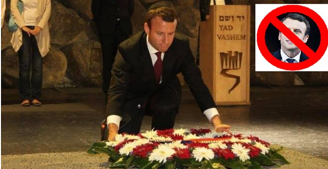 Πολύ αργά για δάκρυα και στην Γαλλία τους χάλαγε η ναζίστρια Λέπεν: Κάτω από το 50% η δημοτικότητα Μακρόν κολλητάρι του Τσίπρα