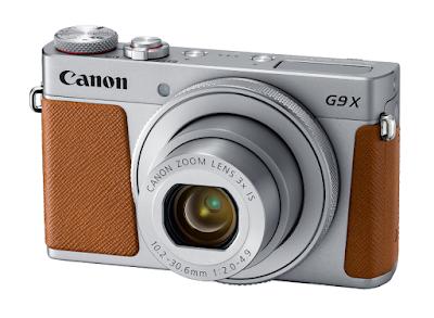 Canon PowerShot G9 X Mark II Digital Camera