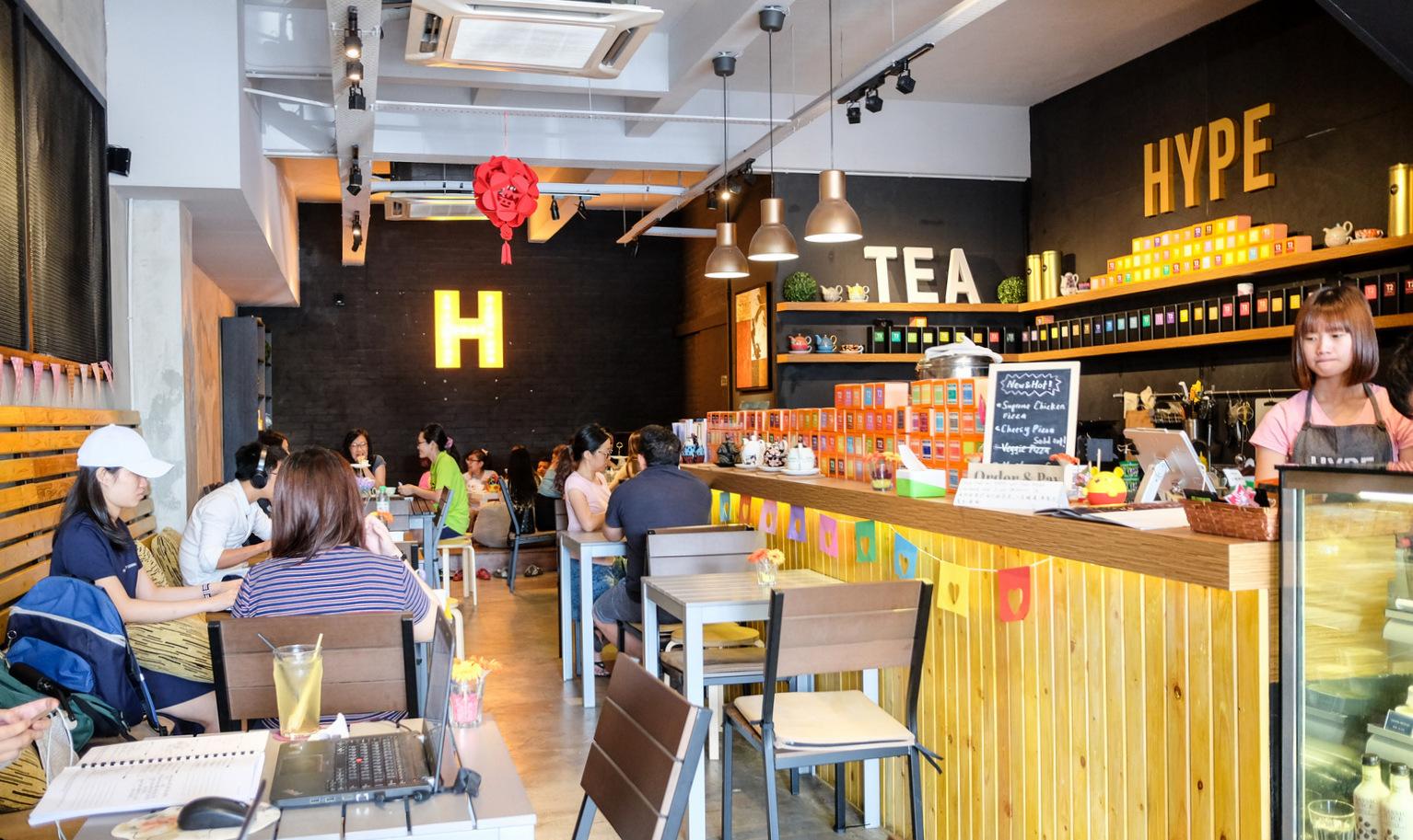 Hype Concept Cafe @ SS15 Subang