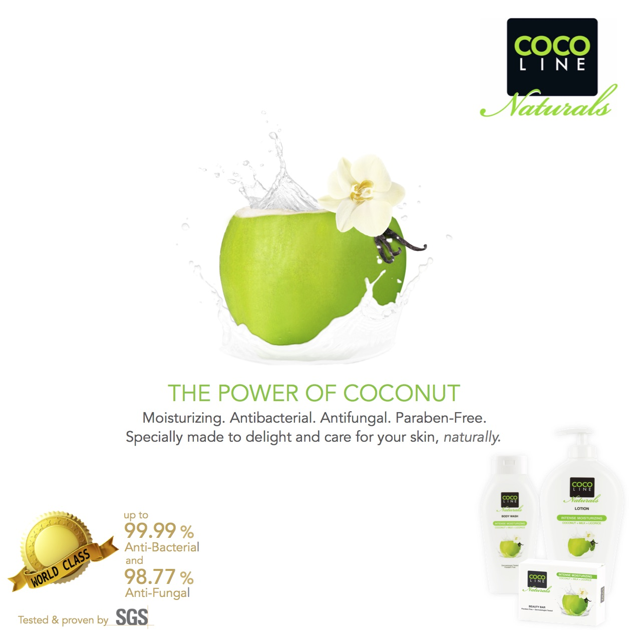 Where To Buy Cocoline Naturals Products