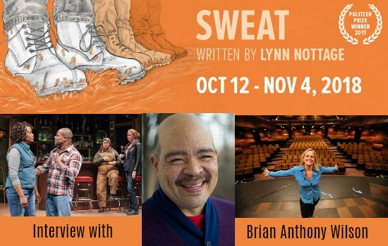 SWEAT Pulitzer Prize Winning Play Interview
