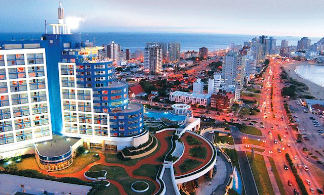 Aluguel de carro no Uruguai - Punta Del Leste