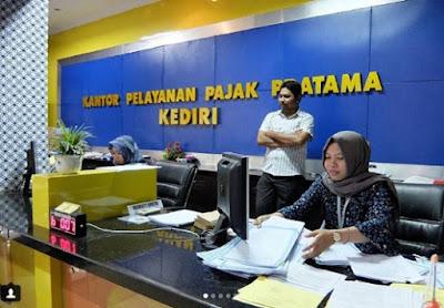 kantor pelayanan pajak kediri