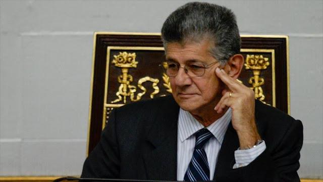 Ramos Allup sueña con revocar a Maduro y ser el presidente de Venezuela