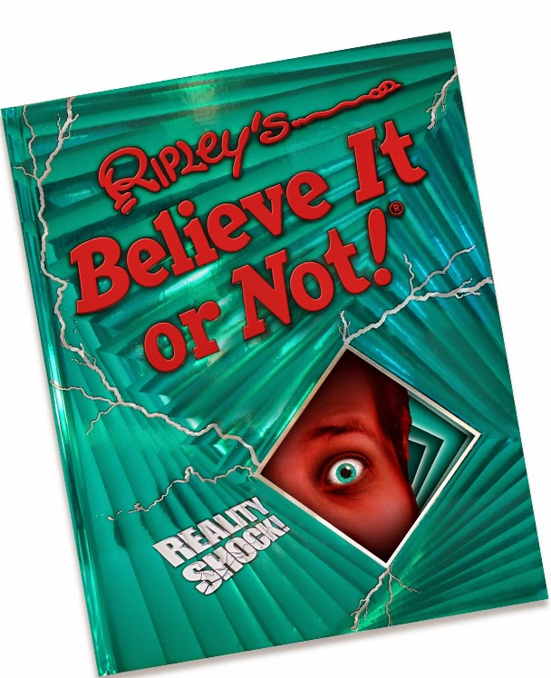 Ripley's Believe it or Not! books