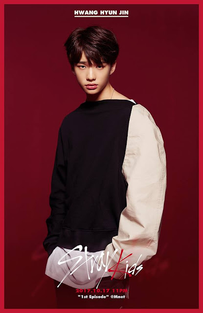 Hwang Hyun Jin Stray Kids