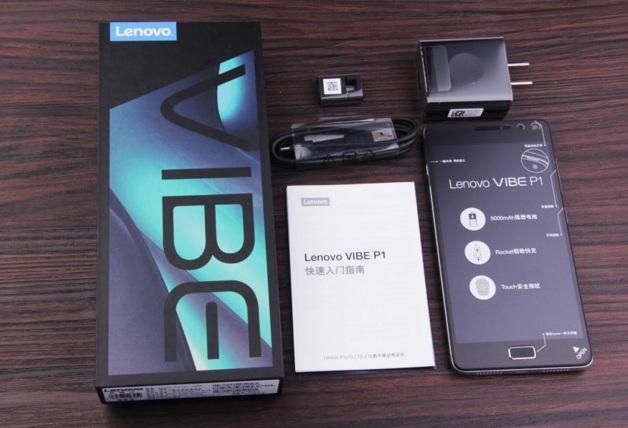 Harga HP Lenovo Vibe P1 Tahun 2017 Lengkap Dengan Spesifikasi, Kamera Utama 13 MP, RAM 2 GB, Layar 5.5 Inchi & Suppport 4G LTE