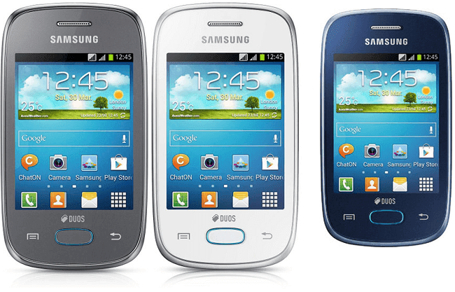 Flashing Samsung Galaxy Y Neo (GT-S5312)