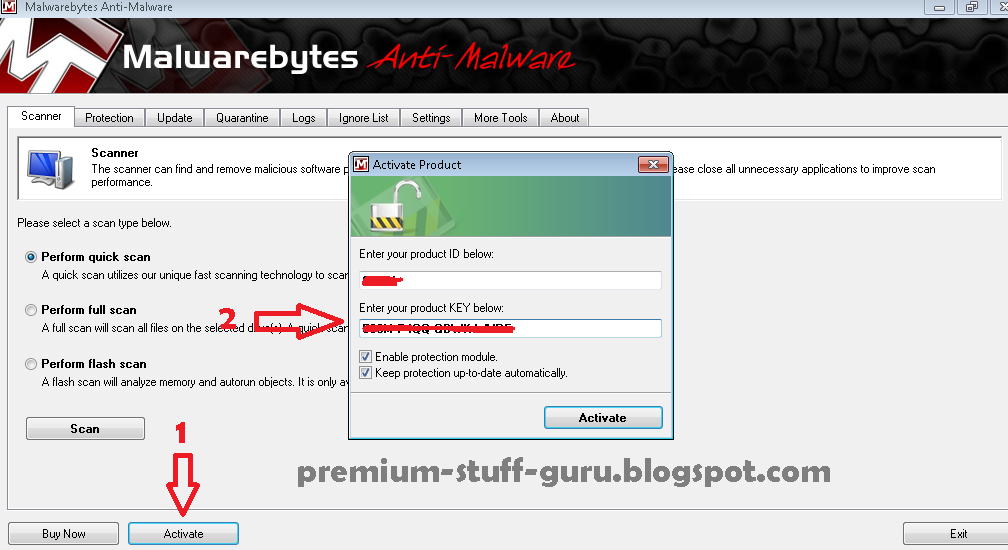 serials malwarebytes
