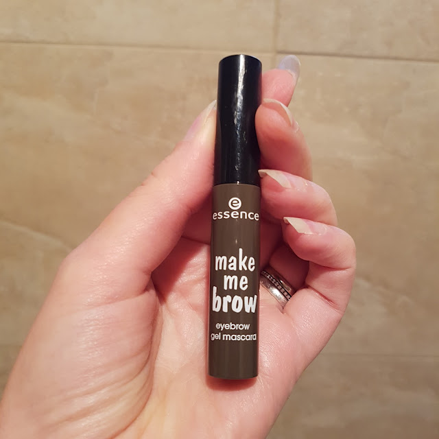 essence make me brow gel | Almost Posh