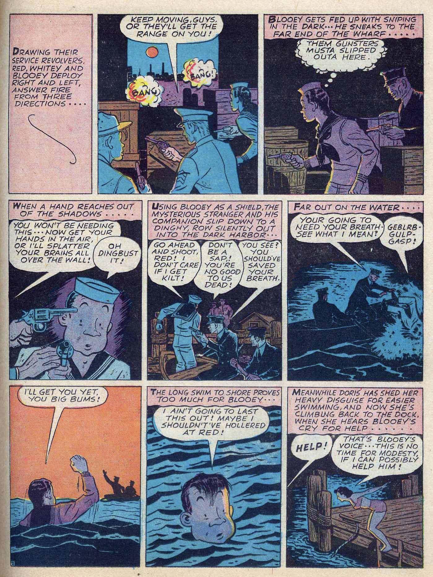 Read online All-American Comics (1939) comic -  Issue #24 - 59
