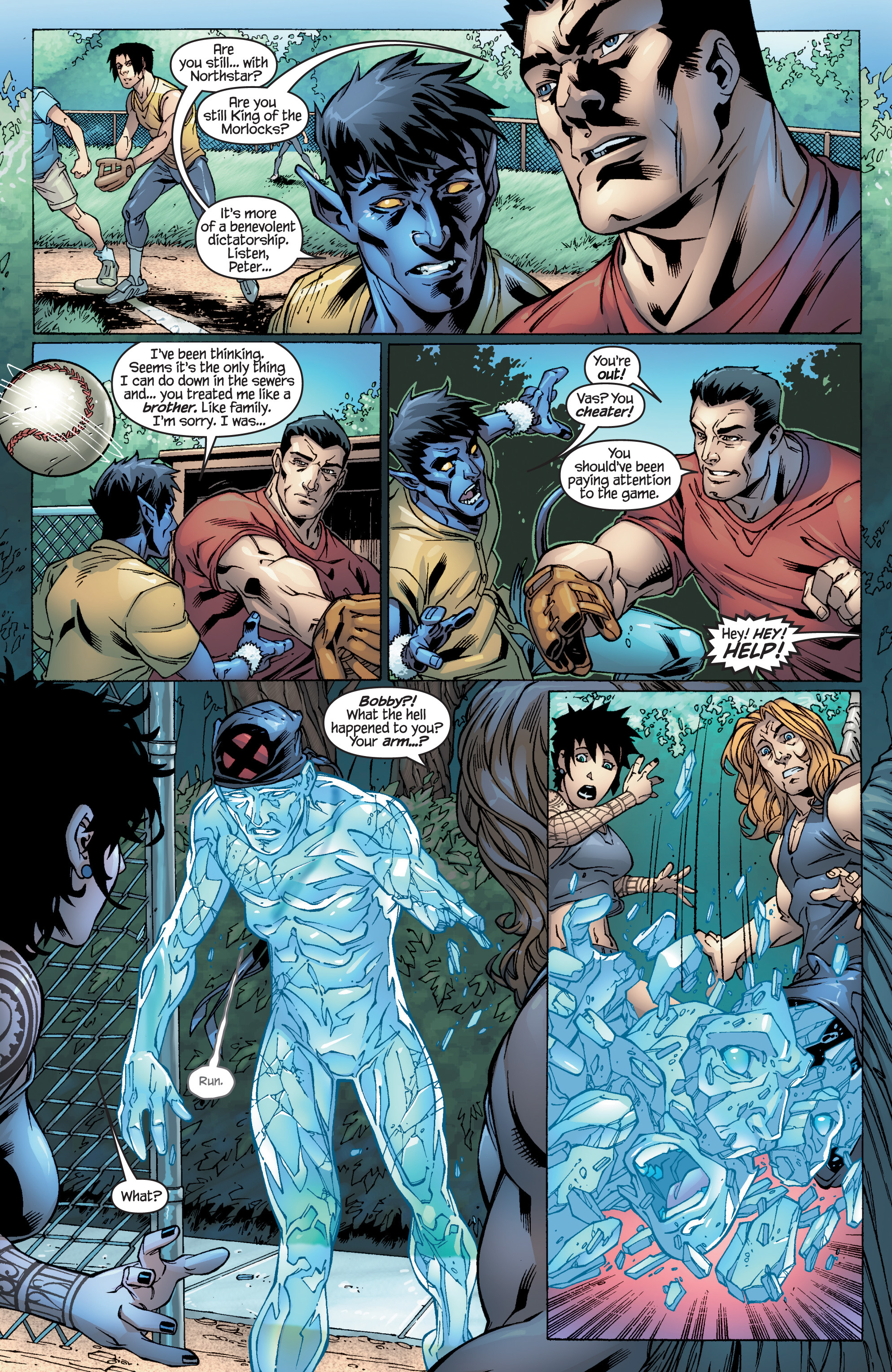 Read online Ultimate X-Men comic -  Issue #94 - 6