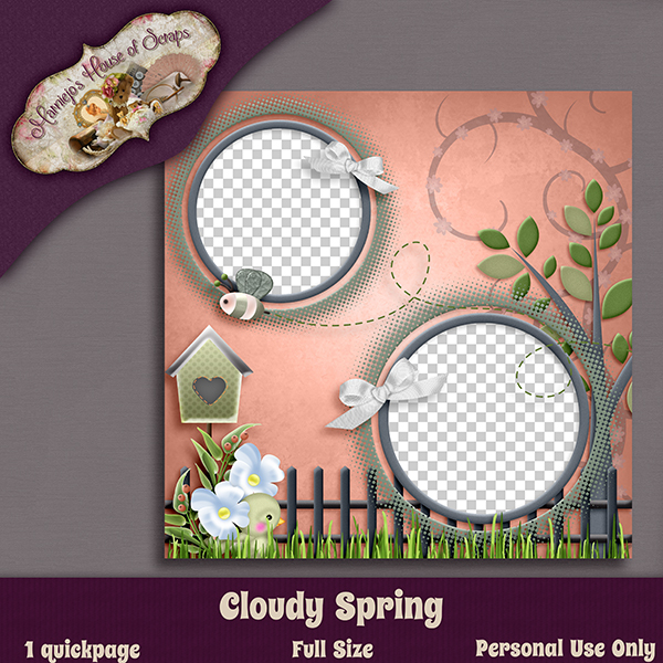 "Manic Monday - ""Cloudy Spring"""