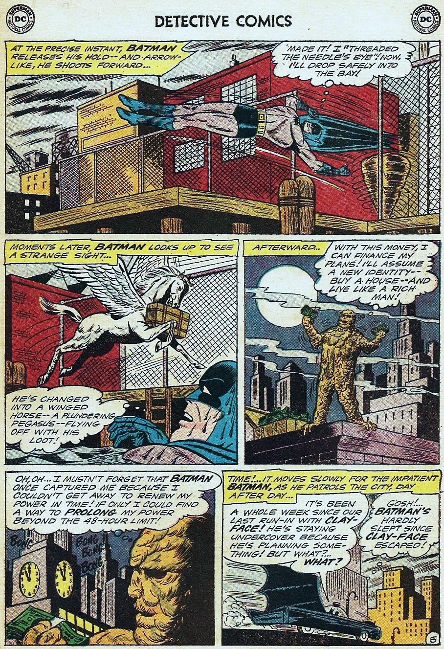 Detective Comics (1937) 304 Page 6