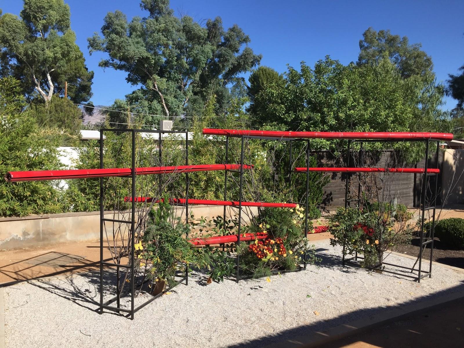 ikebana lessons: Yume Japanese Gardens of Tucson ikebana ...