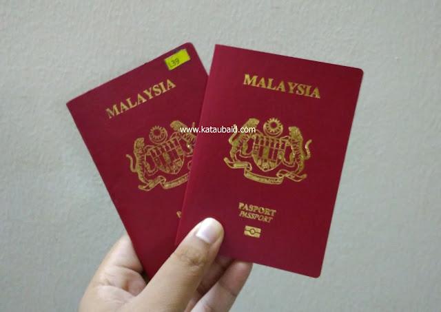 Cara Mudah Untuk Buat Passport