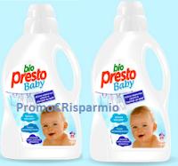 Logo Con Bio Presto Baby ricevi buoni sconto Huggies come premio sicuro e vinci un anno di asilo nido