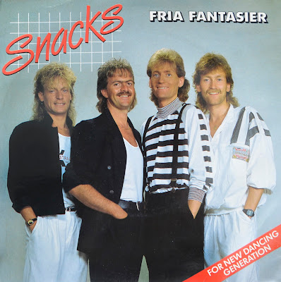 Snacks - Fria Fantasier