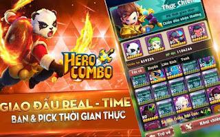 Hero combo mod apk level