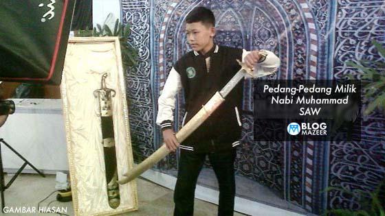 Inilah Pedang-Pedang Milik Nabi Muhammad SAW