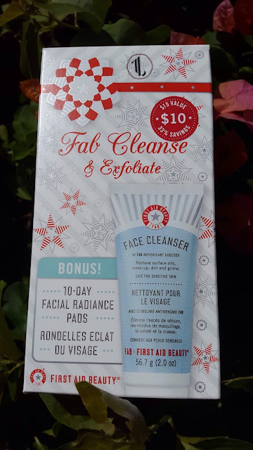 First Aid Beauty (FAB) Cleanse & Exfoliate Kit - www.modenmakeup.com