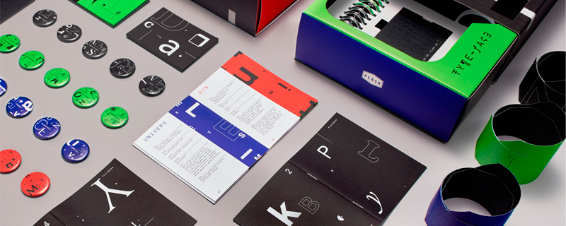 Type-Face: Juego tipográfico para diseñadores