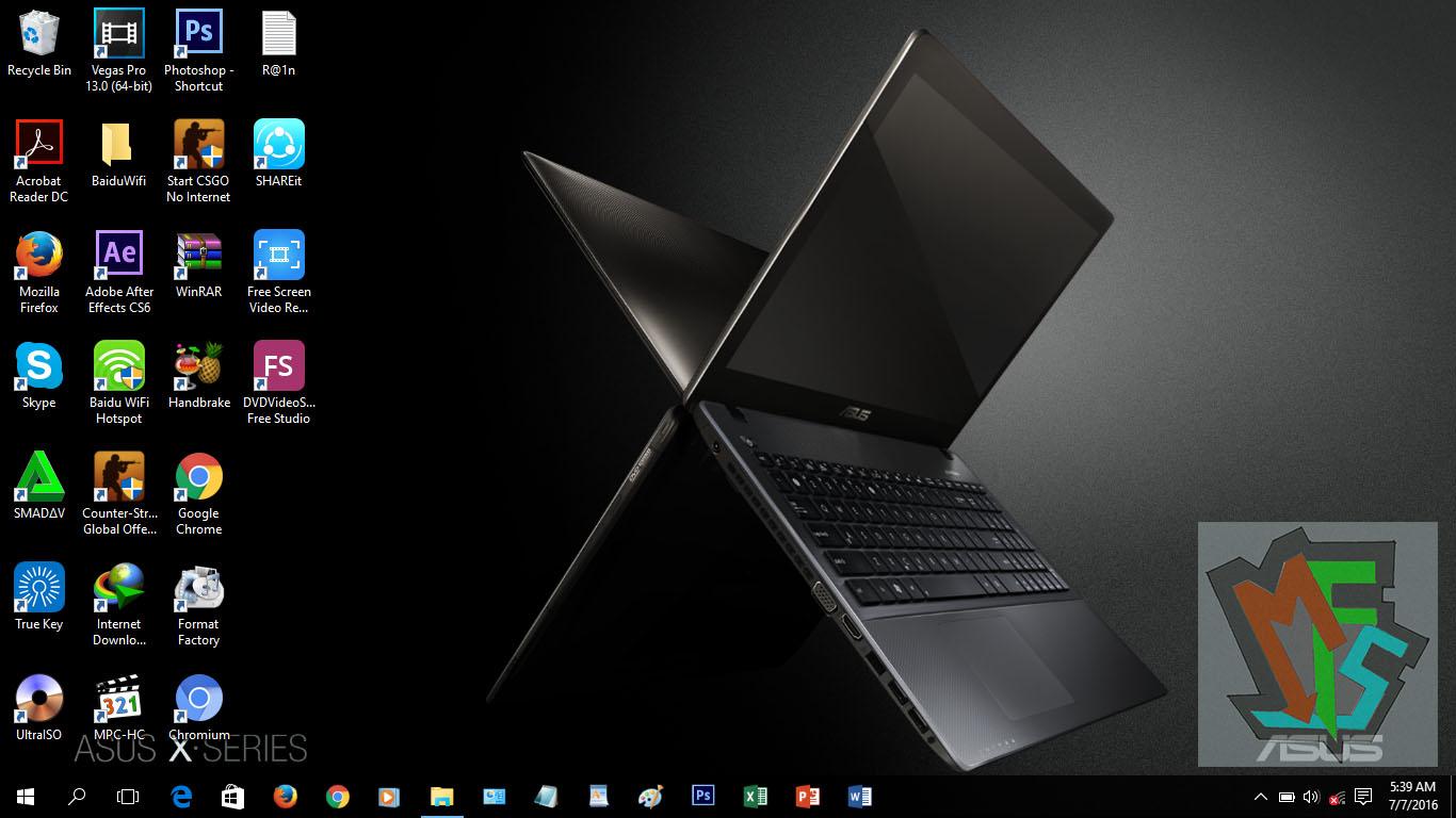 3 Jenis Mengganti Wallpaper Komputer Laptop Ganti Foto Sendiri Keren