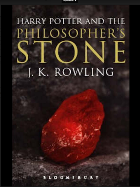 HARRY PHOTTER AND THE PHILOSOPHER'S STONE J.K.ROWLING