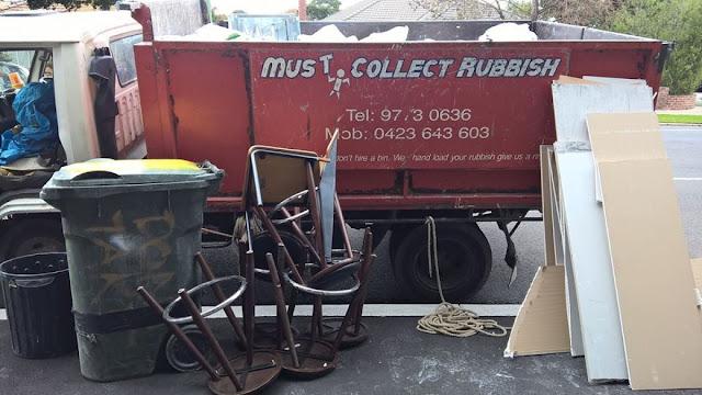 local rubbish removal services in melbourne