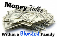 Money talks within a blended family