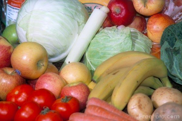 Image: Pictures of vegetables (c) FreeFoto.com. Photographer: Ian Britton