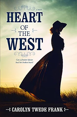 Heidi Reads... Heart of the West by Carolyn Twede Frank