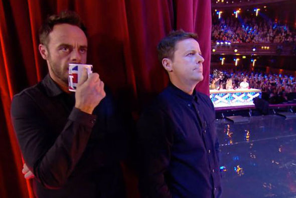 Britain's Got Talent 2018: Viewers SLAM ITV show for 'editing out' Ant McPartlin