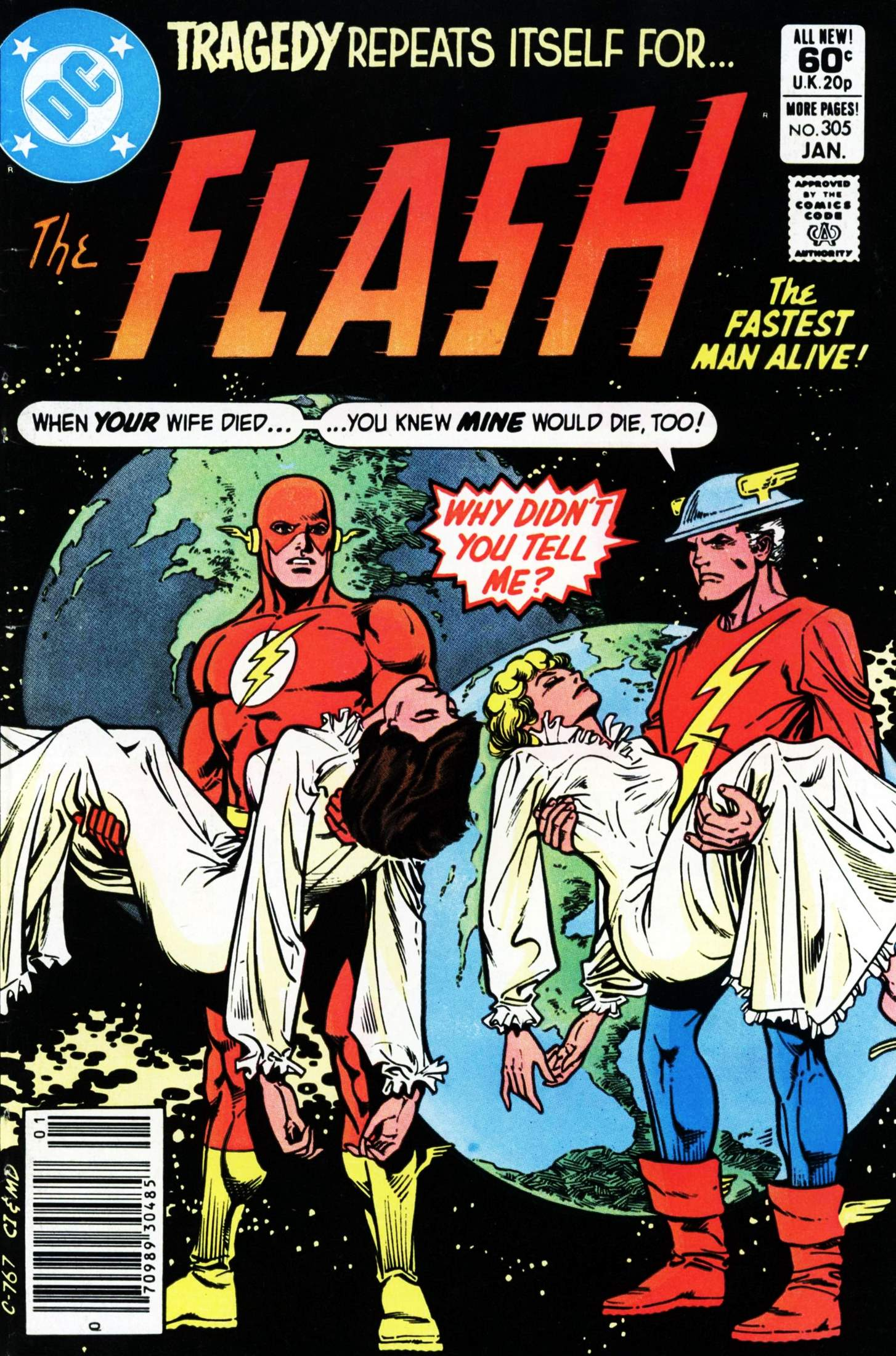 The Flash (1959) 305 Page 1