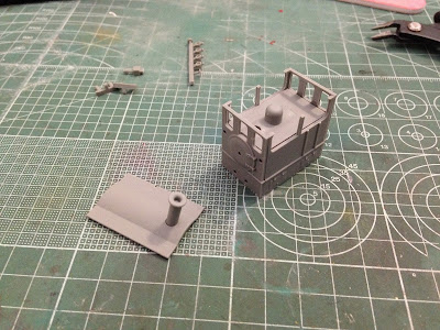 Jellymodels Tram-Lok H0e kit- Assembly
