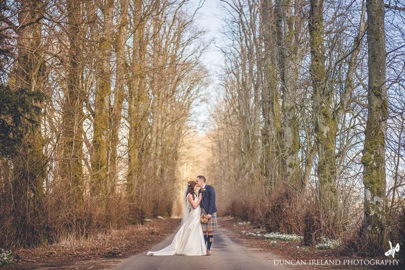 Cornhill Castle Wedding Photography Scotland Wedding Photographer